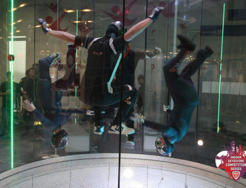 IBA Indoor Skydiving Competition Series @ Rosemont